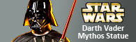 Star Wars - Darth Vader 1/5 Mythos Statue