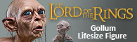 Lord of the Rings - Gollum Lifesize Figure