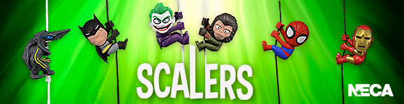 Neca - Scalers collectible Mini Figures