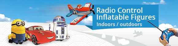 Radio Control Inflatable Figures