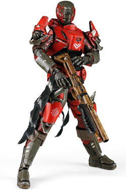 Destiny Action Figure 1/6 Titan 32 cm