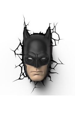DC Comics 3D LED Light Batman Mask