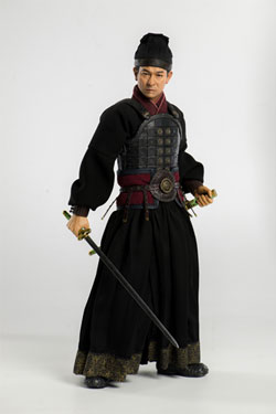 The Great Wall Action Figure 1/6 Strategist Wang 30 cm