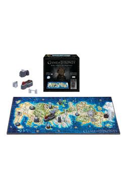 Game of Thrones 3D Puzzle Mini Westeros (340 pieces)