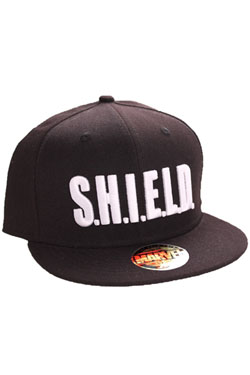 Captain America Adjustable Cap Shield Text