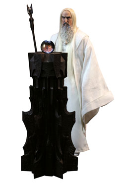 Lord of the Rings Action Figure 1/6 Saruman 30 cm