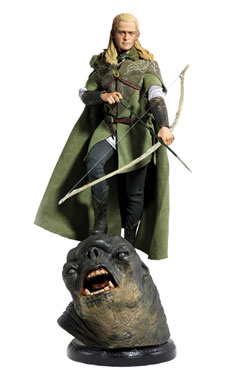 Lord of the Rings Action Figure 1/6 Legolas Luxury Edition 28 cm