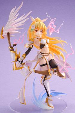Millennium War Aigis PVC Statue 1/7 White Archer Nanaly 22 cm