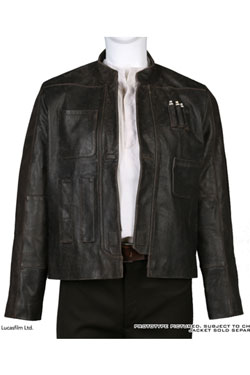 Star Wars Episode VII Replica Han Solo Jacket Size XL