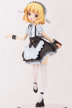 Is the Order a Rabbit PVC Statue 1/7 Syaro 21 cm