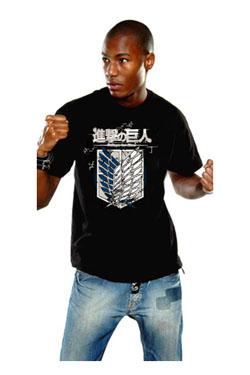 Attack on Titan T-Shirt Blase Size S