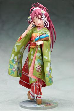 Puella Magi Madoka Magica PVC Statue 1/8 Kyouko Sakura Maiko Ver. 21 cm