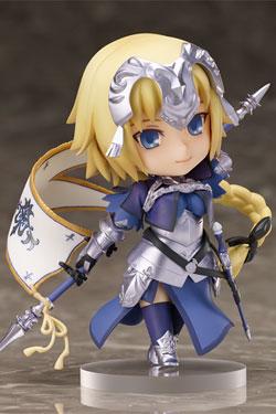 Fate/ Grand Order Chara Forme PVC Statue Ruler / Jeanne d'Arc 10 cm