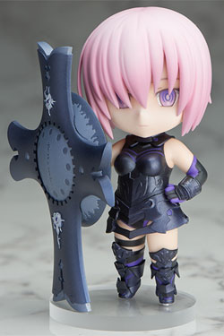 Fate/Grand Order Chara-Frome Plus Figure Shielder / Mash Kyrielight 10 cm