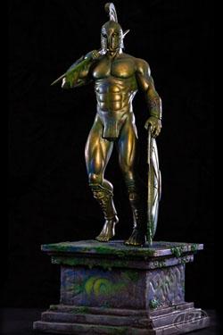 Frank Frazetta Statue 1/4 Atlantis 64 cm