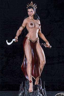 ARH Studios Statue 1/4 Arkhalla Fight Regular Ver. 53 cm