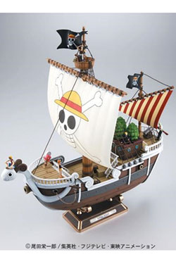 One Piece Grand Ship Collection Plastic Model Kit Going Merry 30 cm