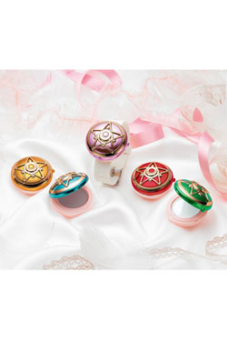 Sailor Moon Miracle Romance Communicator Lip Gloss Set