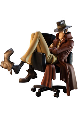Lupin III Creator X Creator Figure Inspector Zenigata 11 cm