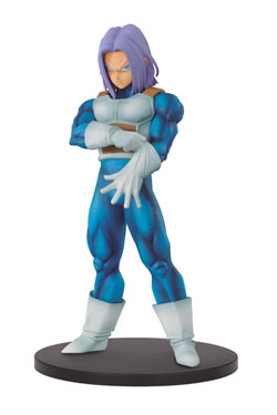 Dragonball Z Resolution of Soldiers Figure Trunks 17 cm