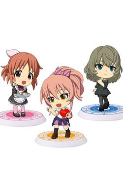 The Idolmaster Cinderella Girls ChiBi Figures 6 cm Assortment Passion II (10)