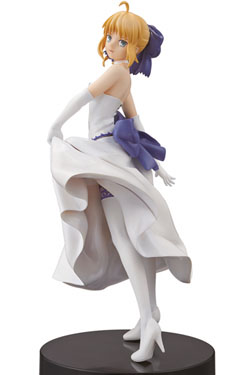 Fate/Stay Night Unlimited Blade Works SQ Figure Saber 18 cm