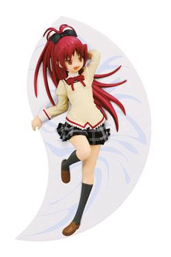 Puella Magi Madoka Magica The Movie Rebellion SQ Figure Kyoko Sakura Awake Ver. 14 cm