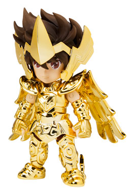 Saint Seiya Saints Collection Action Figure Sagittarius Seiya 9 cm