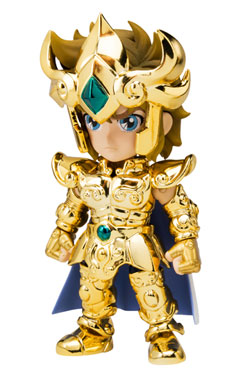 Saint Seiya Saints Collection Action Figure Leo Aiolia 9 cm