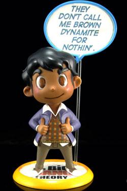 The Big Bang Theory Q-Pop Figure Rajesh Koothrappali 9 cm