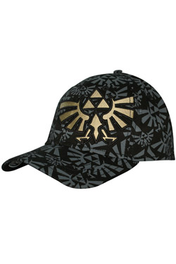 Legend of Zelda Baseball Cap Logo