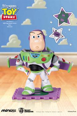 Toy Story Mini Egg Attack Figure Buzz Lightyear 9 cm