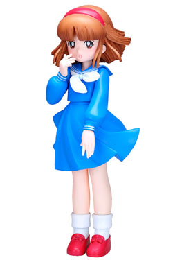 Nanako SOS Statue Nanako Blue Ver. 20 cm