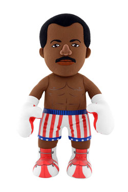 Rocky Plush Figure 40th Anniversary Apollo Creed 25 cm