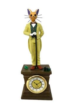 Whisper of the Heart Table Clock Baron 15 cm