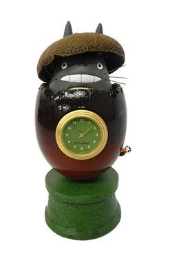 My Neighbor Totoro Table Clock Totoro 13 cm