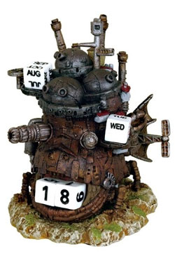 Howl's Moving Castle Perpetual Calendar Howl's Moving Castle *English Version*