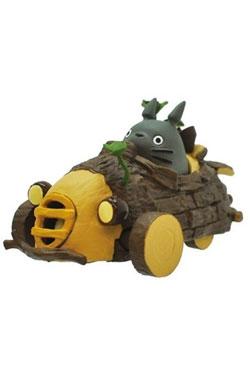 My Neighbor Totoro Pullback Vehicle Threewheeler