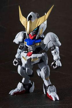 Mobile Suit Gundam Iron-Blooded Orphans NXEDGE STYLE Action Figure MS Unit Gundam Barbatos 9 cm