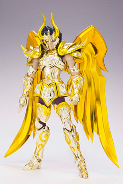 Saint Seiya Soul of Gold SCME Action Figure Capricorn Shura (God Cloth) 18 cm