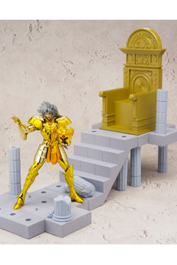 Saint Seiya Soul of Gold DDP Action Figure Gemini Saga (The Chamber of the Pope) 10 cm