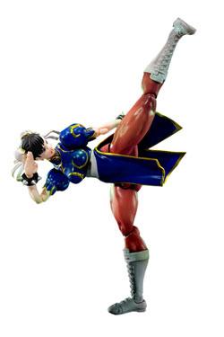 Street Fighter V S.H. Figuarts Action Figure Chun-Li 15 cm