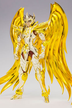 Saint Seiya Soul of Gold SCME Action Figure Sagittarius Aiolos (God Cloth) 18 cm