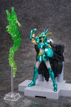 Saint Seiya D.D.Panoramation Action Figure Rising Dragon Punch -Dragon Shiryu- 10 cm