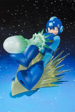 MegaMan FiguartsZERO PVC Statue MegaMan Tamashii Web Exclusive 12 cm