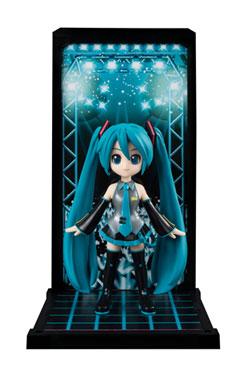 Vocaloid 2 Tamashii Buddies PVC Statue Hatsune Miku 9 cm