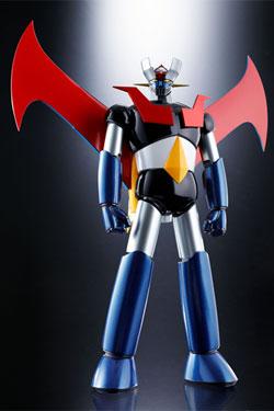Mazinger Z Soul of Chogokin Diecast Action Figure GX-70 Mazinger Z D.C. 17 cm