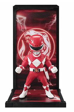 Mighty Morphin Power Rangers Tamashii Buddies PVC Statue Red Ranger 9 cm