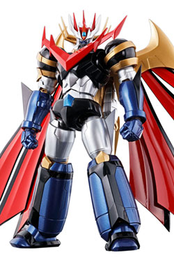 Super Robot Wars V Super Robot Chogokin Diecast Action Figure Mazinemperor G 18 cm