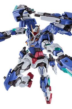 Mobile Suit Gundam 00V Battlefield Record Metal Build Action Figure Gundam Seven Sword/G 18 cm